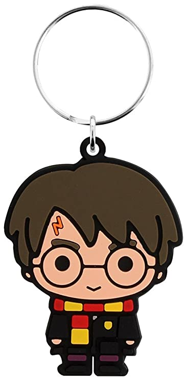 GB Eye LTD, Harry Potter, Chibi, Llavero