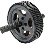 Reehut Ab Roller Wheel - The Exercise Wheel with Dual wheel and Reinforced Steel Handles - Easy Assembly, Best for Abdominal Workout