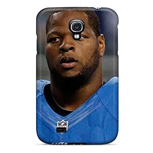 Cynthaskey NITtPth8636GAwLK Case For Galaxy S4 With Nice Ndamukong Suh For Your Appearance by icecream design