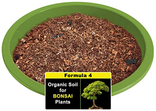 Smiling Worm (F4) - 1.5 QUARTS - Organic Potting Soil, Potting Compost Mix > Pine Chinese Elm Crape Myrtle Citrus Bonsai Plant, 4 Ingredients with Granular Charcoal + A Bag of Neem Organic Fertilizer.&#8217;/></a></td><td class=