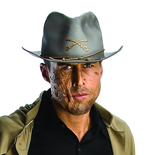 Rubie's Costume Co Men's Jonah Hex Scar Make-Up Kit, Multi, One Size - Jonah Hex Halloween Costumes