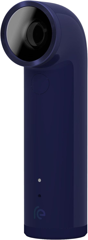 HTC RE 16.0MP Waterproof Digital Camera (Navy)