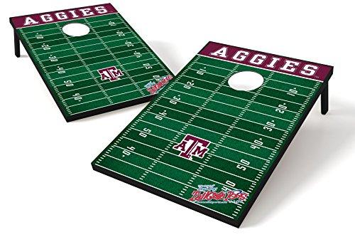 Texas Bean A&m Bag - Wild Sports NCAA College Texas A&M Aggies Tailgate Toss Game