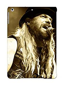 LJF phone case High Quality Tpu Case/ Black Label Society Heavy Metal Zakk Wylde ZAqrTch5012AeZmI Case Cover For Ipad Air For New Year's Day's Gift
