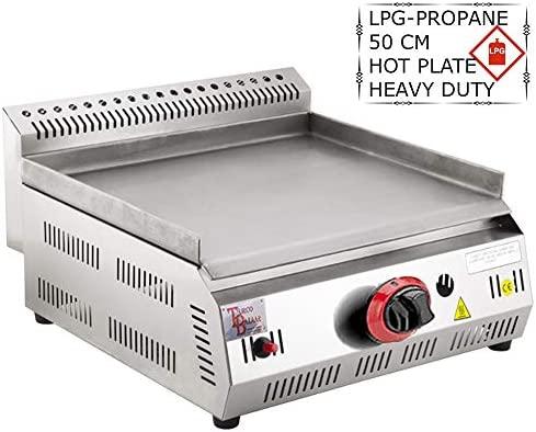 TurcoBazaar LPG - Plancha para horno (50 cm): Amazon.es: Hogar