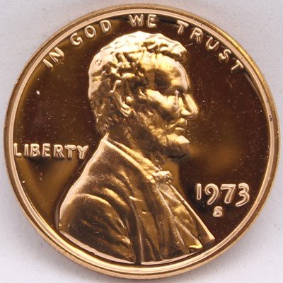 Lincoln Cent Proof - 5