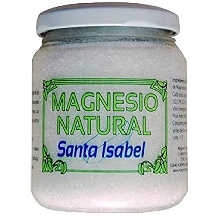 Magnesio Natural En Polvo 250 Gr de Santa Isabel