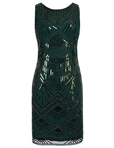 PrettyGuide Roaring Vintage Sequin Flapper product image