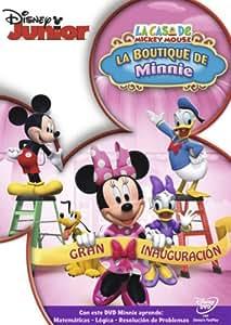 La casa de Mickey Mouse : La boutique de Minnie [DVD]