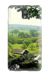 New CharlesRaymondBaylor Super Strong Scenic pc Case Cover For Galaxy Note 3