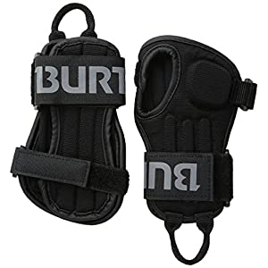 Burton Youth Impact Wrist Guard, True Black, Large/X-Large