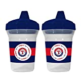 : MLB Texas Rangers Sippy Cups, 2-Pack