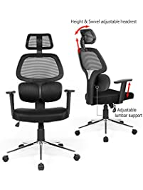 Home Office Desk Chairs Amazoncom - Office desk and chair