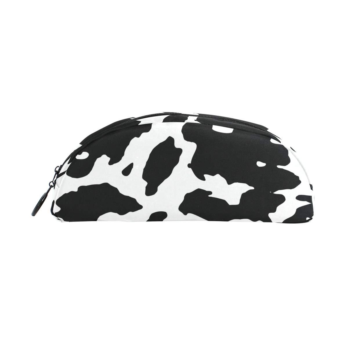 Estuche para lápices, diseño de vaca