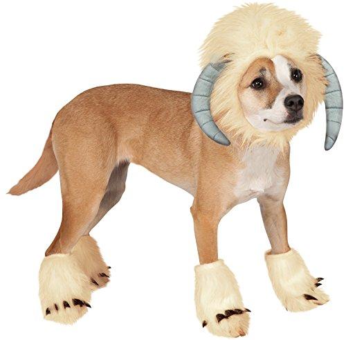 Rubies Costume Company Star Wars Classic Wampa Pet Costume, Medium