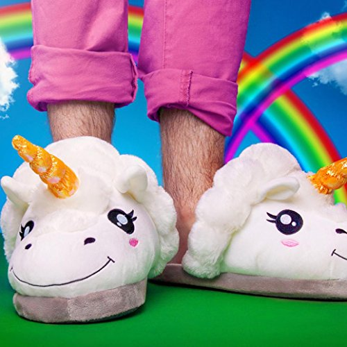 Pantoufles Shoes Coton House Cartoon Creative Chaussons Licorne Hommes Chaussons Feixiang Winter Femmes Femme En Et Peluche wZqTFT