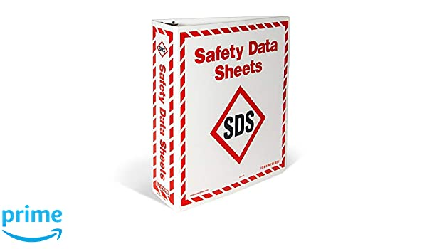 GHS Safety GHS1008 Ghs/Whmis: Safety Data Sheets (SDS