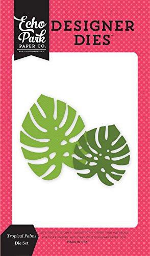 - Echo Park Paper Company Tropical Palms Die Set