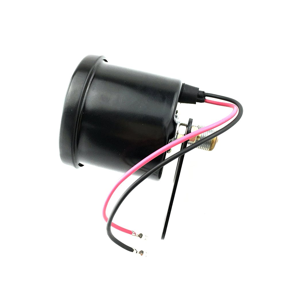 Universal Motorrad Dual LCD Digital Tacho Tachometer Drehzahlmesser Geschwindigkeitsmesser Kilometerz/ähler