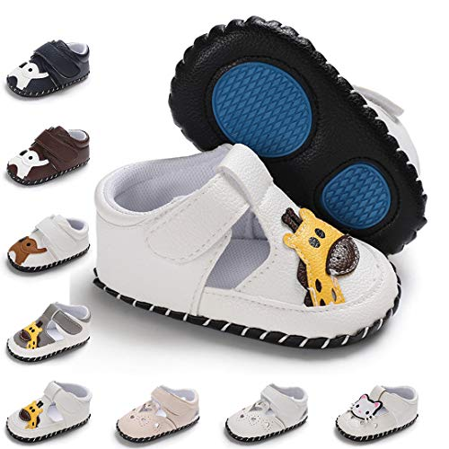 Baby Boys Girls Shoes Toddler Moccasins Soft Sole PU for sale  Delivered anywhere in USA