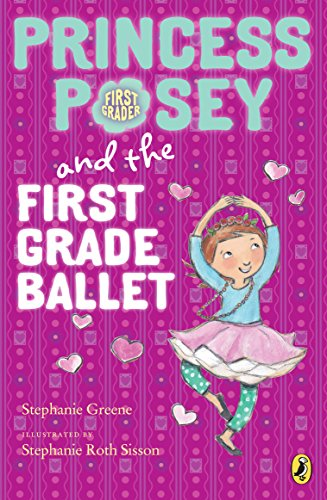 Princess Posey and the First Grade Ballet (Princess Posey, First Grader)]()