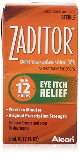 Zaditor Eye Drops 5ml Size 5ml Zaditor Eye Drops 5ml