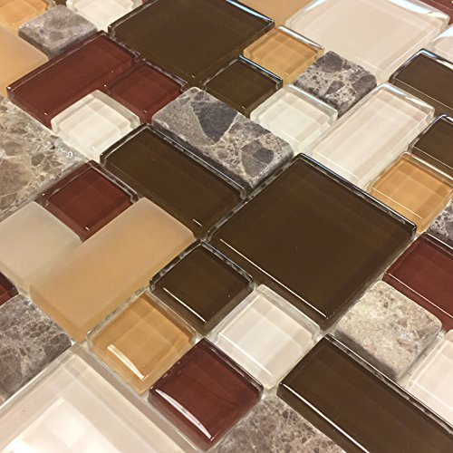 Autumn Mosaic Tile - 3