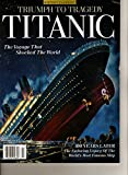 img - for Harris Entertainment History Classics Titanic Triumph to Tragedy book / textbook / text book