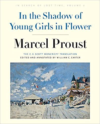 In the Shadow of Young Girls in Flower: In Search of Lost Time, Volume 2 by Proust Marcel (2015-10-13)