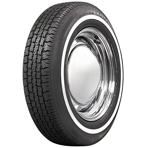 Coker Tire 579816 Whitewall Radial 165R15