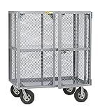 Little Giant SC-A-2460-10SR Job Site Security Box, 24'' x 60'', Gray