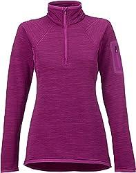 Burton AK Lift Half Zip Fleece Womens Sz M