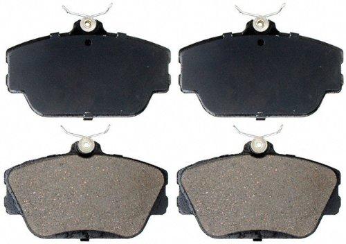 Raybestos SGD598C Service Grade Ceramic Disc Brake Pad Set - Ford Taurus Bendix Brake