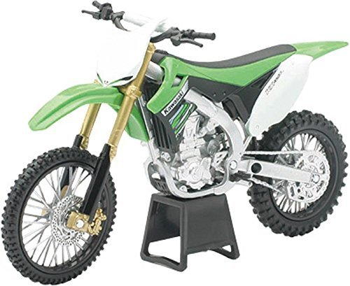 4 X New Ray Toys Offroad 1:12 Scale Motorcycle - KX450F 2012 57483 ()