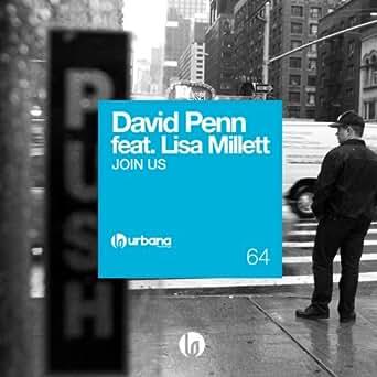 Join Us (feat. Lisa Millett) [Original Mix] de David Penn