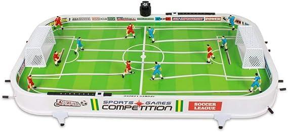 KTYXGKL Mesa De Juego De Futbol para Niños 3 Mesa De Escritorio 6 ...