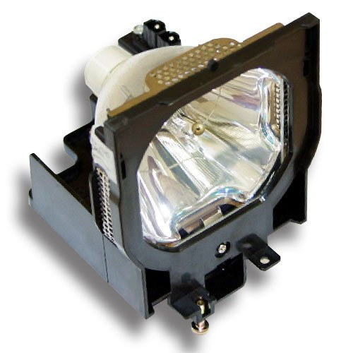 OEM Eiki Projector Lamp for Model LC-XT9 Original Bulb and Generic Housing ()