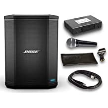 Bose S1 Pro Bluetooth Speaker System w/Battery, Microphone, Cable, EZEE Bundle!