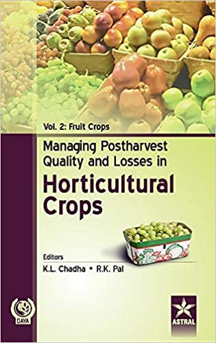 Managing Postharvest Quality And Losses In Horticultural Crops Vol. 2 por K. L. & Pal R. K. Chadha
