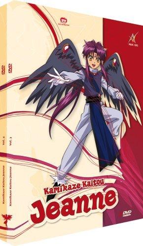 Kamikaze Kaitou Jeanne, Vol. 2, Episoden 12-24 (2 DVDs)