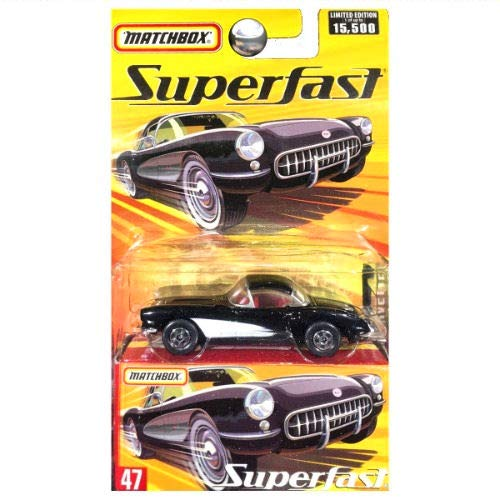 Matchbox Superfast 1957 Corvette #47