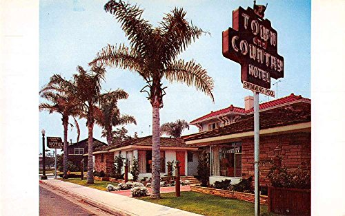 Huntington Park California outside Town and Country Hotel