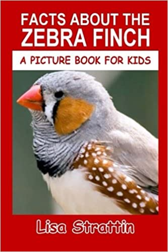 Volume 46 A Picture Book For Kids Facts About The Zebra Finch