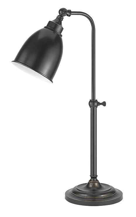 Amazon.com: CAL iluminación bo-2032tb Farmacia 1 luz ...