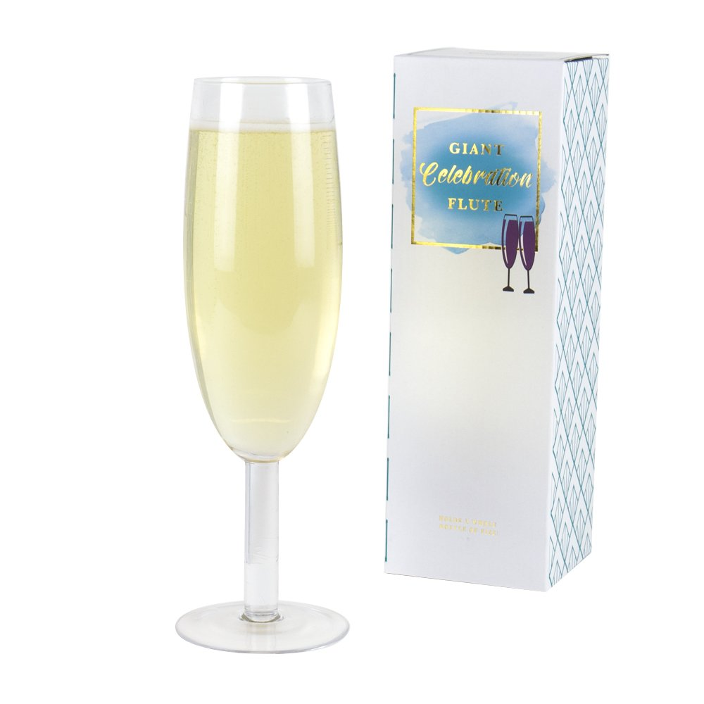 Gift Republic Super Sized Champagne Flute Gift Republic Ltd GR330026