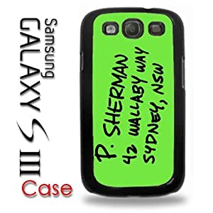 Samsung Galaxy S3 Plastic Case - Nemo Address Kimberly Kurzendoerfer