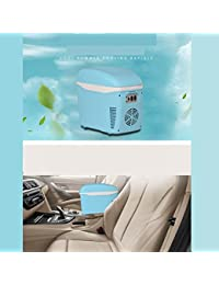 SL&BX Car Refrigerator,7.5l Car Fridge Mini Refrigerator Car Home Dual-use Home Dormitory Refrigerated For Home,Office, Car Or Boat