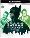 Batman Forever (4K Ultra HD + Blu-ray + Digital) (BIL/4K Ultra HD)