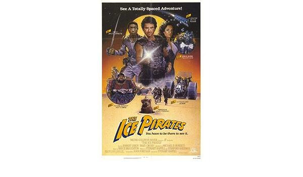 Póster de película el hielo de piratas 27 x 40 en - 69 cm x 102 ...