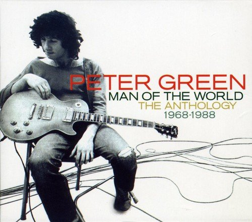 CD : Peter Green - Man of the World: Anthology (United Kingdom - Import, 2 Disc)